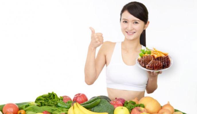 makanan diet sehat