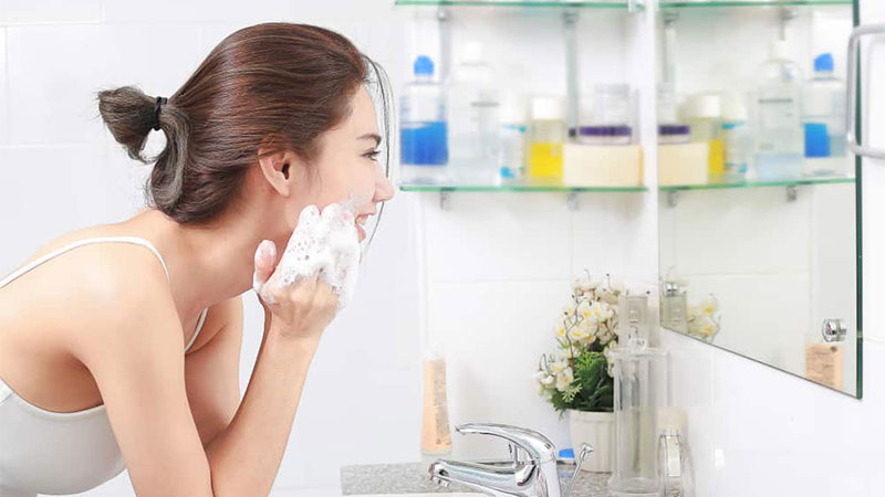mencuci-muka